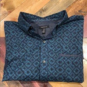 Van Heusen Pattern Button Up